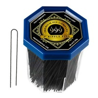 Ripple Pins 999 3 Inch Black
