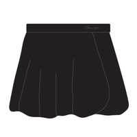 Mad Ally Ballet Skirt Black