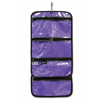 Dream Duffel Purple Cosmetic Roll