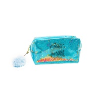 Mad Ally Cosmetic Bag Colour; Blue