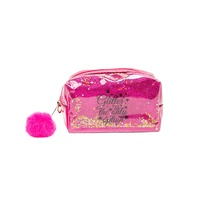Mad Ally Cosmetic Bag Colour; Pink