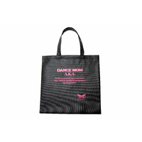 Mad Ally Non- Woven Tote Bag- Dance Mum
