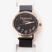Mad Ally Dancer's Watch Black