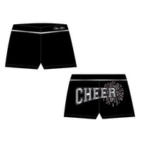 Mad Ally Cheer Shorts