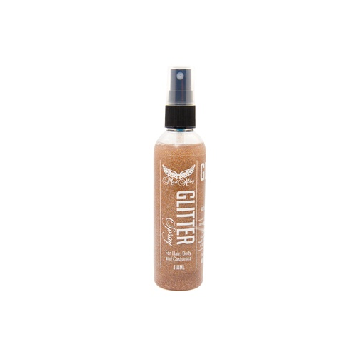 Mad Ally Glitter Spray Colour; Multi